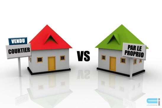 Dénigrer courtier immobilier